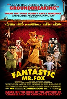 Čudoviti lisjak - Fantastic Mr. Fox