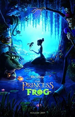 Princesa in žabec - The Princess and the Frog
