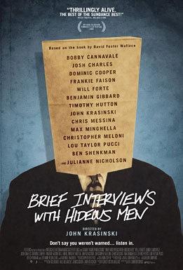 Kratki intervjuji z odvratnimi moškimi - Brief Interviews with Hideous Men