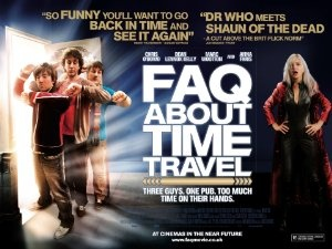 Pogosta vprašanja o potovanju skozi čas - Frequently Asked Questions About Time Travel