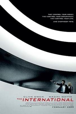 Mednarodna prevara, film