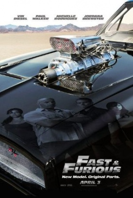Hitri in drzni 4 - Fast & Furious