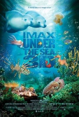 Pod morsko gladino - Under the Sea 3D