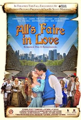 Sejem zaljubljenih - All's Faire in Love
