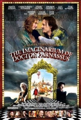 Doktor Parnassus - The Imaginarium of Doctor Parnassus