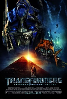 Transformerji 2, film
