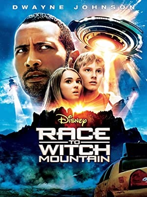 Dirka na Zakleto goro - Race to Witch Mountain