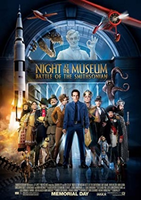 Noč v muzeju 2 - Night at the Museum: Battle of the Smithsonian