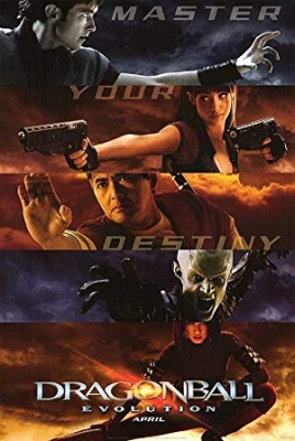 Dragonball: Evolucija - Dragonball: Evolution