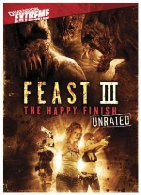 Krvava požrtija 3 - Feast III: The Happy Finish