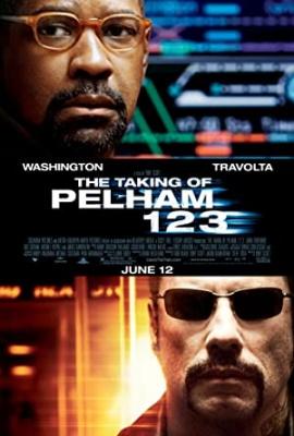 Ugrabitev metroja Pelham 1 2 3 - The Taking of Pelham 1 2 3