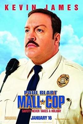 Policaj iz trgovskega centra, film
