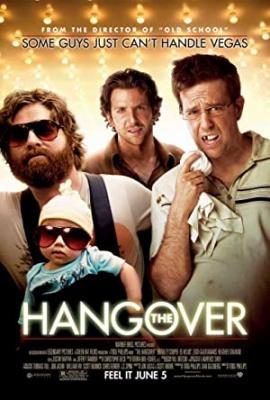 Prekrokana noč - The Hangover