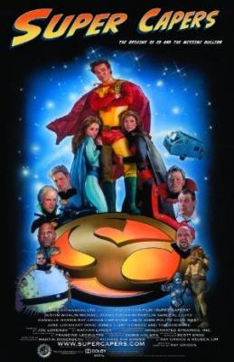 Super junaki - Super Capers: The Origins of Ed and the Missing Bullion