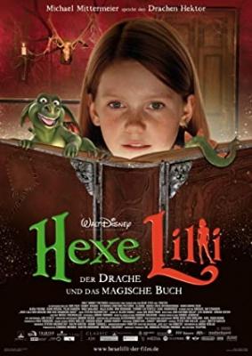 Čarovnica Lili: Zmaj in knjiga čarovnij - Lilly the Witch: The Dragon and the Magic Book