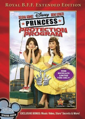 Princesin zaščitni program - Princess Protection Program