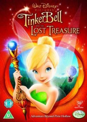 Zvončica in izgubljeni zaklad - Tinker Bell and the Lost Treasure