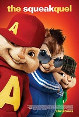 Alvin in veverički 2, film