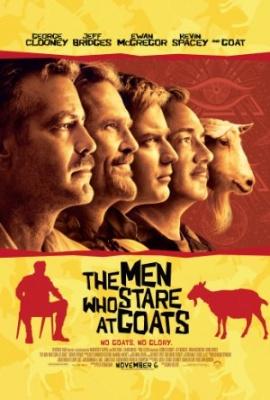 Možje, ki strmijo v koze - The Men Who Stare at Goats