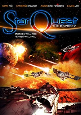 Odiseja med zvezdami - Star Quest: The Odyssey