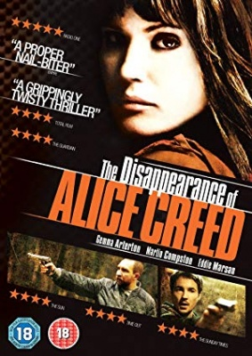 Izginotje Alice Creed - The Disappearance of Alice Creed
