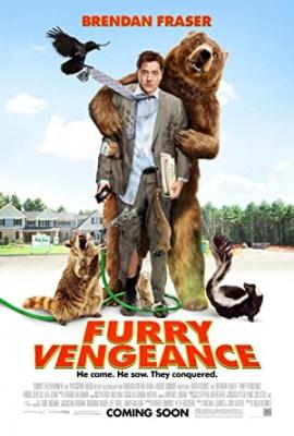 Kosmato maščevanje - Furry Vengeance