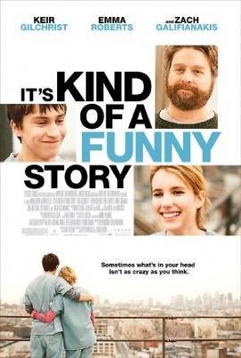 Zabavna zgodba - It's Kind of a Funny Story