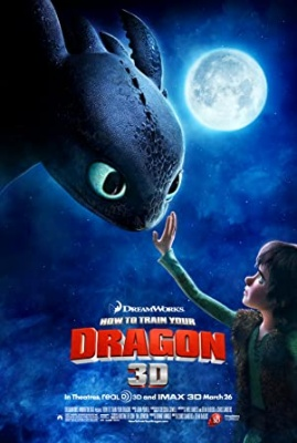 Kako izuriti svojega zmaja - How to Train Your Dragon