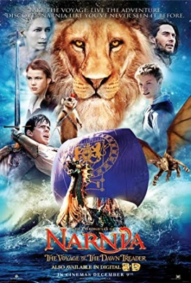Zgodbe iz Narnije: Potovanje Potepuške zarje - The Chronicles of Narnia: The Voyage of the Dawn Treader