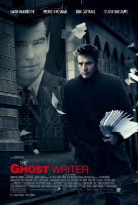 Pisatelj v senci - The Ghost Writer