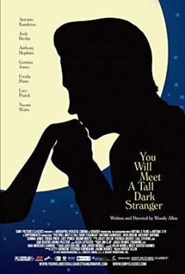 Spoznala boš visokega temnega tujca - You Will Meet a Tall Dark Stranger