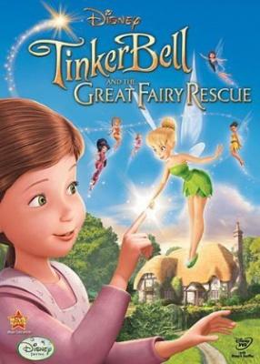 Zvončica in veliko vilinsko reševanje - Tinker Bell and the Great Fairy Rescue