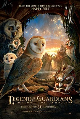 Legenda sovjega kraljestva - Legend of the Guardians: The Owls of Ga'Hoole
