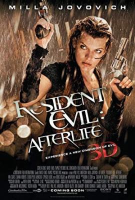 Nevidno zlo: Drugi svet - Resident Evil: Afterlife