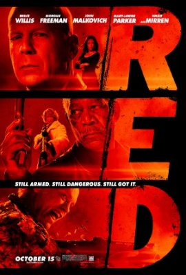 Upokojeni, oboroženi, nevarni - RED