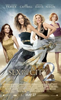 Seks v mestu 2 - Sex and the City 2