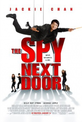 Vohun iz soseščine - The Spy Next Door