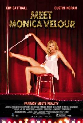 Spoznajte Monico Velour - Meet Monica Velour