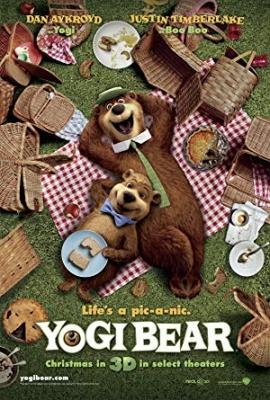Medved Jogi, film