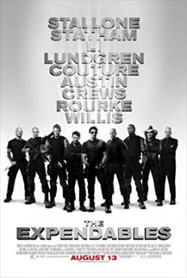 Plačanci - The Expendables