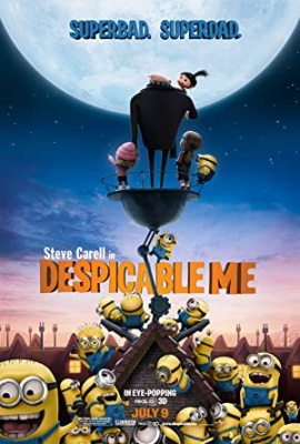 Jaz, baraba - Despicable Me