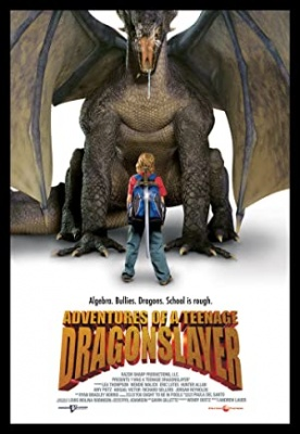 Pustolovščine mladega lovca na zmaje - I Was a 7th Grade Dragon Slayer