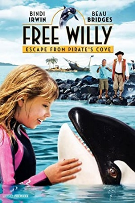 Willy 4 - Free Willy: Escape from Pirate's Cove