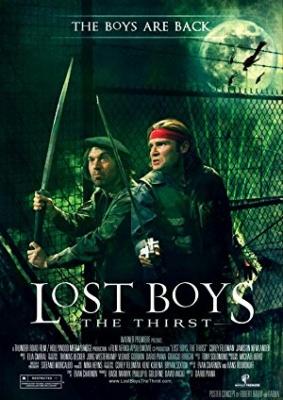 Izgubljeni fantje: Žeja - Lost Boys: The Thirst