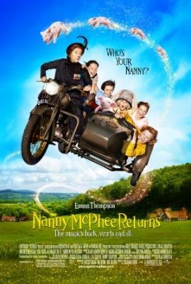Nanny McPhee: Vrnitev čudežne varuške - Nanny McPhee Returns