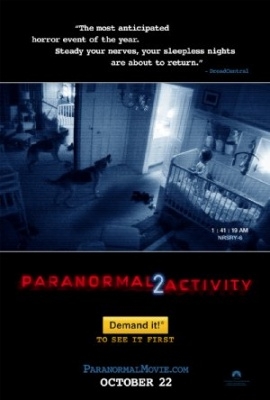 Paranormalno 2 - Paranormal Activity 2
