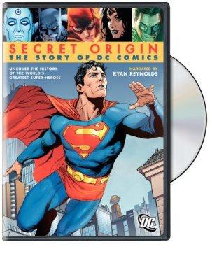 Zgodba o DC Comics - Secret Origin: The Story of DC Comics