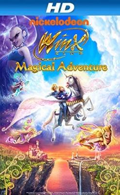 Winx klub: Čarobna pustolovščina - Winx Club 3D: Magical Adventure