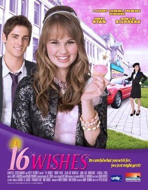 Šestnajst želja - 16 Wishes