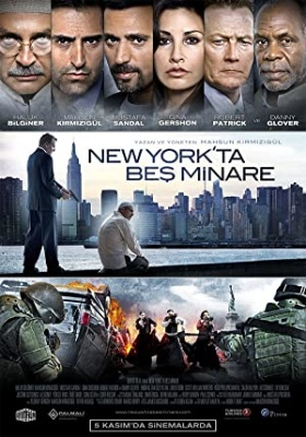 Pet minaretov v New Yorku - Five Minarets in New York